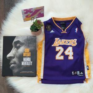 Lakers Kobe #24 jersey Kids (7)